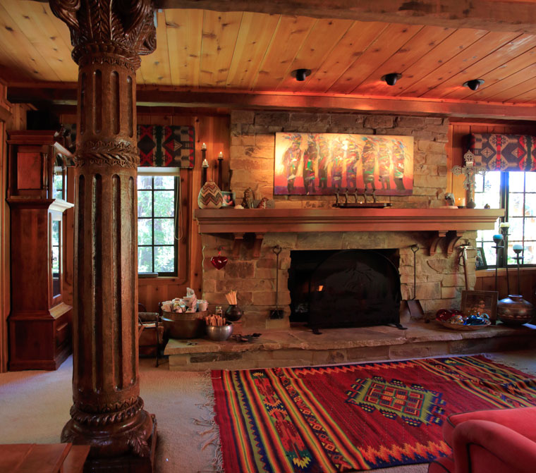 Historical Society's Home Tour Features Five Homes • Idyllwild Town Crier