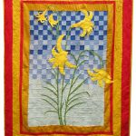 The Lemon Lily quilt story