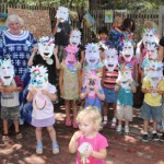 Library teaches Idyllwild younsters about Africa