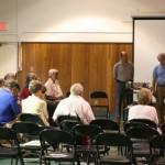 Community dialogue making progress