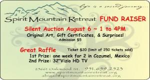 spirit mountain retreat