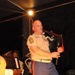 Marine Corps band closes summer concert series