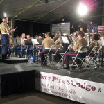 Marine band returns to conclude Idyllwild concert series