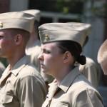 Mountain Folk: McKnight sworn in as Naval Midshipman