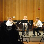 Young musicians shine at chamber music recital at Idyllwild Arts