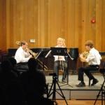 Young musicians shine at chamber music recital at Idyllwild Arts