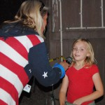 """""""Despicable Me"""" actress Elsie Fisher speaks at Town Hall movie showing"""