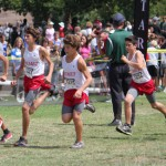 Hemet High x-country competes in Mt. Carmel Invitational