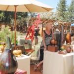 Dore's Mountain Art Garden comes alive