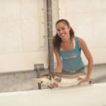 Mountain Folk: Kelsey Sandborn catches internship