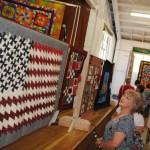 Quilt show enraptures visitors