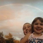 Rainbow over Mountain Center