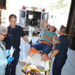 Mountain Disaster Preparedness training a reality check