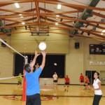 Idyllwild School adult coed volleyball season ends