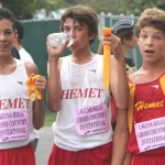 HHS freshman cross country team includes 3 Idyllwild residents