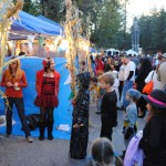 Idyllwild hosts Halloween parade and carnival