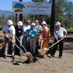 Ground broken for new Camp Ronald McDonald cafeteria