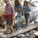 Idyllwild Arts students go on all-school hike