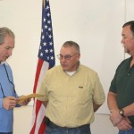 IFPD new commissioners take oath of office