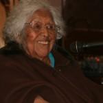 Dr. Katherine Siva Saubel passed away Tuesday, Nov. 1