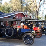 Idyllwild visited by variety of 4-wheeled carriages