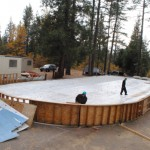 Crews ready new ice rink for Thanksgiving weekend