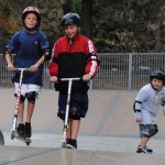 Idyllwild  Skate Park now open most days