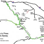 Draft plan for Palms to Pines Scenic Byway available