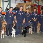 International rescue dog visits ARF