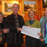 Jazz in the Pines proceeds presented to Idyllwild Arts