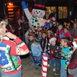 Children's Tree Lighting Ceremony graced by carols, Santa