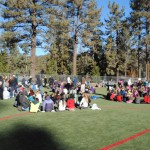 Heat crisis at Idyllwild School Monday