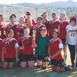 HHS JV girls soccer come in third in tourney