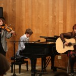 Idyllwild Arts debuts talent in new song writing concentration