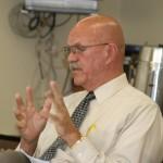 Mike Sherman, new interim chief of Idyllwild Fire