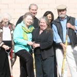 Idyllwild Library ground breaking
