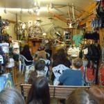 Hub hosts ladies bike maintenance clinic