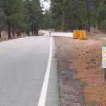 Garner Valley culvert project in progress