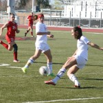 Hemet Girls Soccer in Quarter Finals