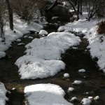 Snowy Strawberry Creek