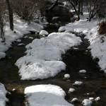 Snowy Strawberry Creek