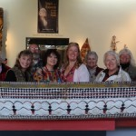 Town Hall group visits Bowman Museum
