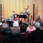 Barnaby Finch and friends entertain Idyllwild Arts audience