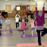 Town Hall offers kids yoga classes