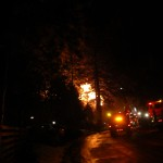 Fire destroys Fern Valley home