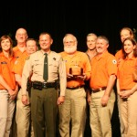 Riverside Mountain Rescue Unit is county Volunteer of the Year