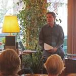 Askim educates Idyllwild audience on contemporary classical music