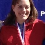 Salter wins bronze in America's Cup