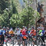 Riders take off on Stagecoach 400