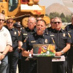 State fire officials ready for intense fire season